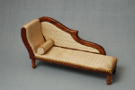 171. Chaise Longue (Upholstered Back)